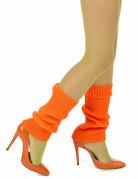 Stulpen Beinstulpen neon-orange