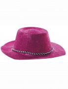 Cowgirl-Hut pink