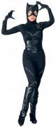 Kostüm Catwoman für Damen schwarz