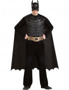 Mächtiges Batman-Lizenzkostüm DC-Superheldenkostüm schwarz-grau-gold