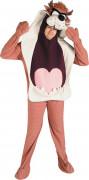 Taz-Kostüm Looney Tunes Erwachsene braun