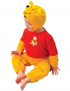 Winnie The Pooh Babykostüm gelb-rot