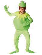Original Kermit der Frosch Muppets Herrenkostüm Lizenzware grün
