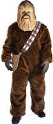 Chewbacca Kostüm Star Wars Lizenzartikel braun-beige