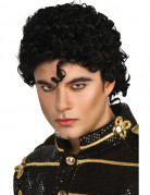 Michael-Jackson-Perücke schwarz
