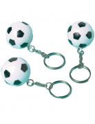 Set Fußball-Schlüsselanhänger