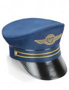 James Kapitänsmütze Erwachsene schwarz-blau