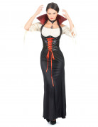 Vampirin Halloween-Damenkostüm