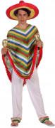 Mexikaner-Kostüm Südamerika bunt