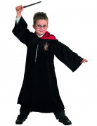 Harry Potter™-Kinderkostüm Hogwarts-Robe schwarz-rot
