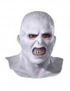 Lord Voldemort™-Latexmaske Lizenzartikel Harry Potter™ grau-rosa-beige