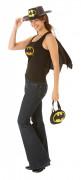 Batgirl™-Kostüm für Damen schwarz-gelb