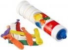 Luftballons mit Pumpe Dekoration bunt