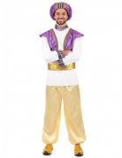Edles Sultan-Kostüm für Herren bunt