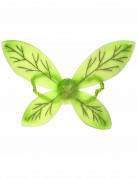 Feenflügel Feekostüm-Accessoire für Kinder grün