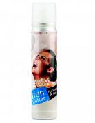 Farbspray für Haare und Körper Haarspray silber 75ml