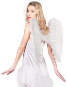 Engelsflügel Engel-Kostümzubehör weiss