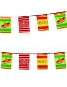 Mexiko-Girlande Party-Deko bunt 10m