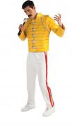 Queen-Sänger Freddie Mercury-Kostüm