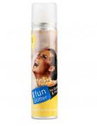 Farbiges Körper- und Haarspray gold 75ml