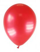 Party Zubehör Deko Luftballons 12 Stück rot 28 cm