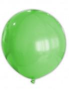 Riesen Party Dekoration XXL Luftballon grün 80 cm