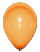 Luftballons Ballons Party-Deko 100 Stück orange 27cm