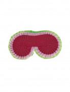 Augenmaske Spielzubehör Piñata bunt