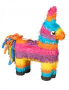 Piñata Lama Partyspiel bunt