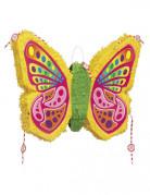 Schmetterlings-Piñata Partydeko bunt