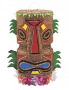 Tropische Tiki-Piñata Partydeko bunt