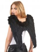Gefallener Engel-Flügel Engelsflügel schwarz