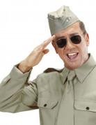 Militär-Mütze Soldat grün