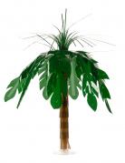 Tischdeko Palme grün-braun 45,7cm