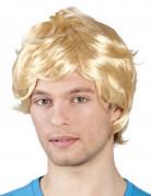 Retro-Perücke für Herren blond