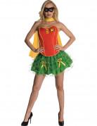 Robin™-Damenkostüm rot-gelb-grün