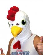 Verrückte Huhnmaske