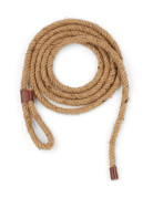 Lasso Western Seil beige