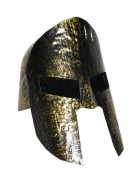 Spartanerhelm Gladiatorenhelm gold