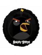 Angry Birds™ Ballon schwarz 45cm