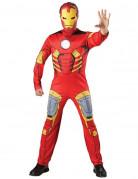 Mächtiges Iron-Man-Kostüm Marvel-Superheldenkostüm rot-gelb-grau