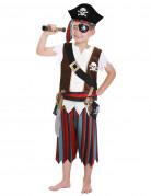 Authentisches Piraten-Kostüm für Jungen
