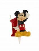 Micky Maus™-Kerze Geburtstagskerze Zahl 1