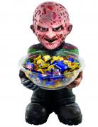 Halloween Dekofigur Freddy Krueger Partyschale 50x24cm