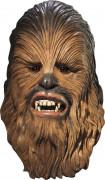 Chewbacca-Vollmaske Star Wars Lizenzartikel braun