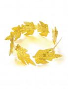Lorbeer Kaiser Kopfbedeckung gold