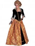 Kaiserin-Damenkostüm im Barock-Stil bunt