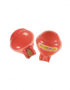Aufblasbare Boxhandschuhe rot