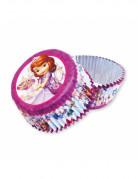 Sofia die Erste™ Muffin-Förmchen Lizenzware 24 Stück