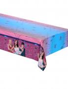 Violetta Tischdecke Disney pink-blau